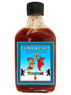 CURRY & CHILI Tropical