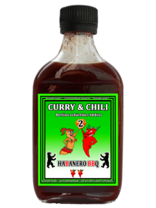 CURRY & CHILI Habanero BBQ