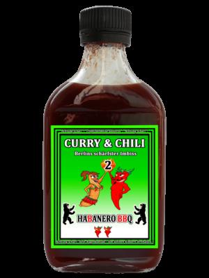 CURRY & CHILI Habanero BBQ