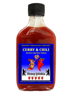 CURRY & CHILI HONEY JOLOKIA