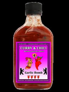 CURRY & CHILI GARLIC BOMB